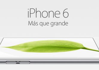 iPhone 6 bate récord de reservas