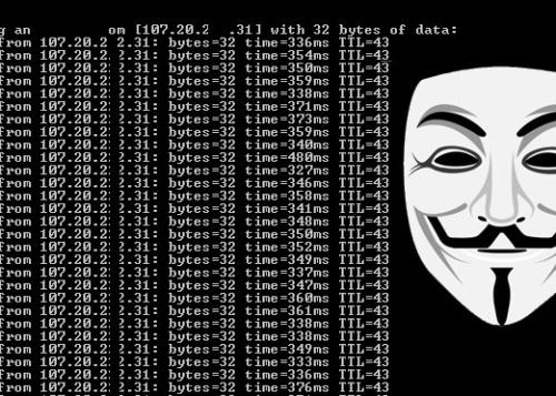 Anonymous hackea la web de AEDE tras la aprobación de la LPI