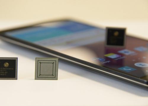 LG G3 Screen, el smartphone con procesador LG NUCLUN