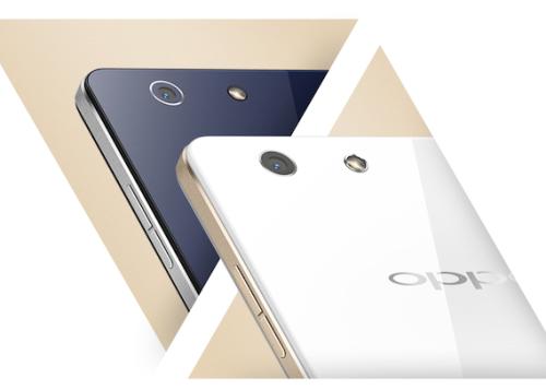 Oppo R1L llega con Snapdragon 400 y cámara de 13 megapíxeles