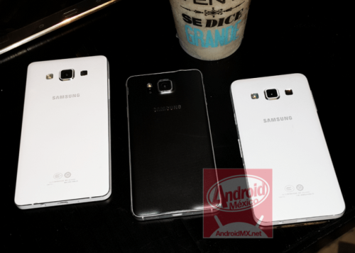Samsung Galaxy A7, el Alpha con resolución Full HD y procesador de 64bits