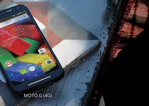 Moto G 4G (2015) ya es oficial: conoce sus especificaciones