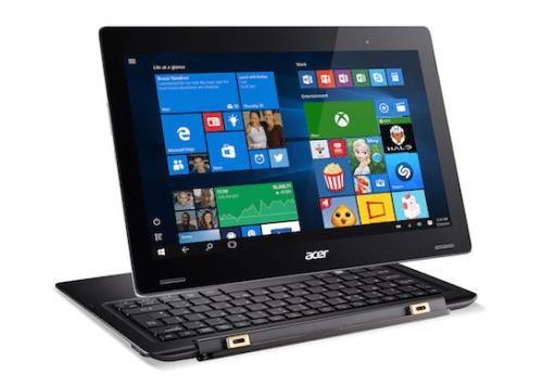 Acer Switch 12S, el nuevo híbrido de Acer con un diseño espectacular