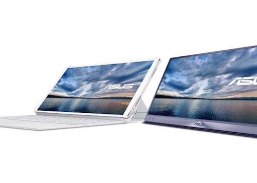 Asus ZenScreen, la pantalla portable de 15,6 pulgadas