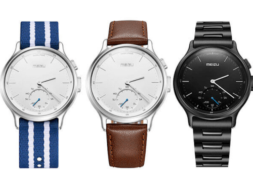 Meizu Mix, un smartwatch sencillo con aspecto de reloj tradicional