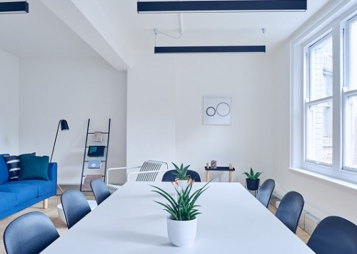 Web for Necesito muebles de oficina