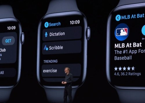 Apple Watch añade apps que no dependen del iPhone y una App Store propia