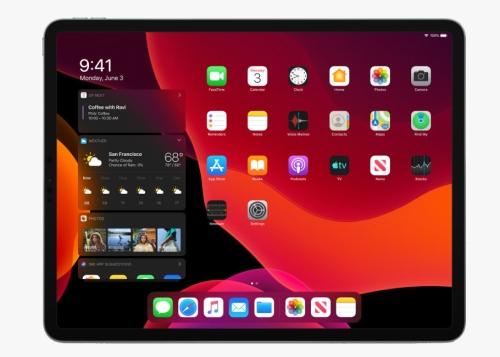 Descarga gratis los espectaculares fondos del iPad Pro (2020)