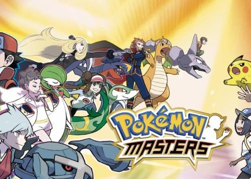 Descarga Pokémon Masters, el juego de combates 3 contra 3 para Android y iOS