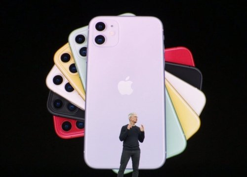 Apple bate récord de ingresos y beneficios gracias a los iPhone 11