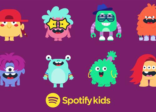 Spotify Kids, música adecuada para los niños dentro del Plan Familiar de Spotify