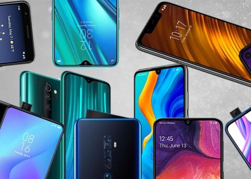 Los mejores móviles de gama media en 2019