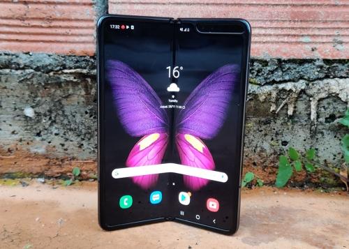 Review: Samsung Galaxy Fold, el móvil plegable de la coreana ya está aquí