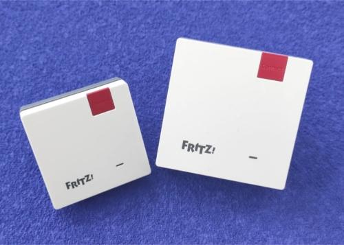 Review: FRITZ!Repeater 600 y 1200, los veloces repetidores WiFi con soporte Mesh