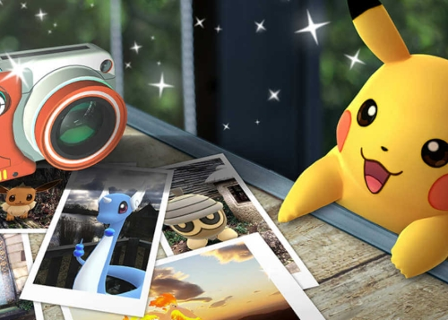 Pokémon Go llegará a las gafas de realidad aumentada