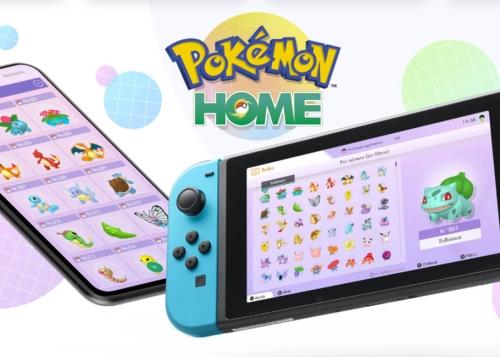 Pokémon Home, el renovado Banco de Pokémon nos cobrará por almacenar criaturas
