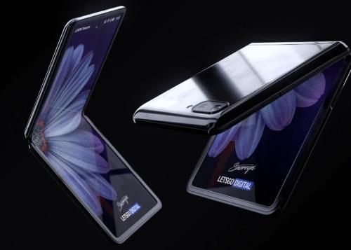 Samsung Galaxy Z Flip se filtra en un vídeo y muestra su diseño