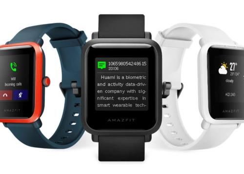 Amazfit Bip S, el smartwatch económico de Xiaomi con 40 días de autonomía