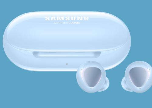 Galaxy Buds+, los nuevos auriculares con más batería