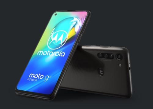 Moto G8 Power, 4 cámaras y Android 10 en un móvil con 5.000 mAh de batería