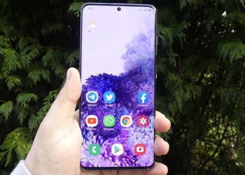 Review: Samsung Galaxy S20 Ultra, el rey de reyes