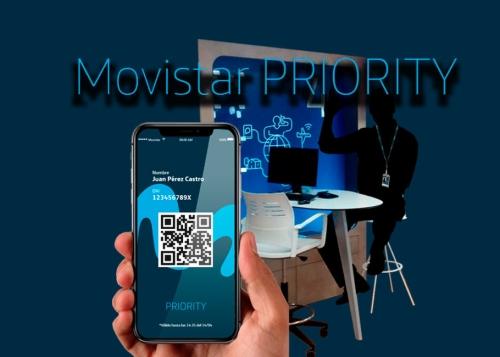 ¿Qué es Movistar Priority?