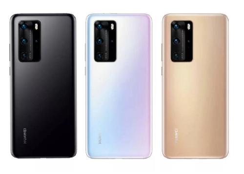 La cámara del Huawei P40 se convierte en la mejor del mercado