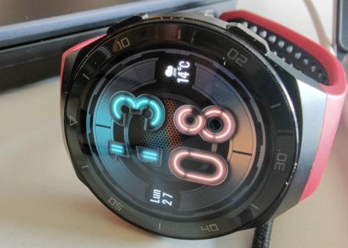 Review: Huawei Watch GT 2e, autonomía simplemente bestial