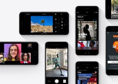 El despiece del iPhone SE (2020) revela que es un iPhone 8 actualizado