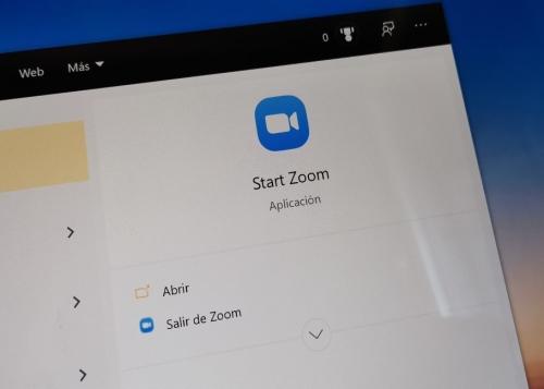 Cuidado con Zoom: filtra tu contraseña de Windows