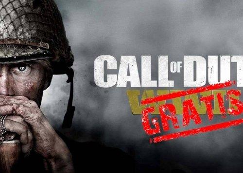 Consigue Call Of Duty WWII gratis en PS4 gracias a PlayStation Plus