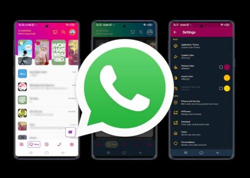 DELTA YOWhatsApp 3.7.2: novedades del mod de WhatsApp