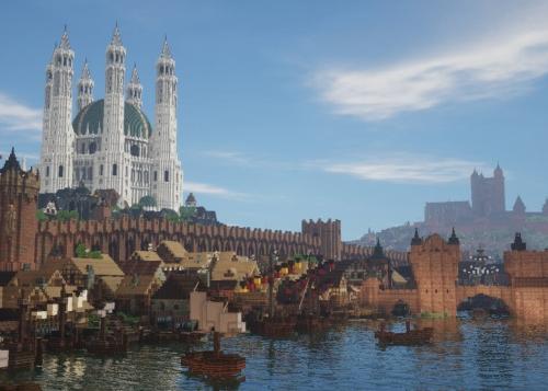 11 mejores construcciones en Minecraft que te impresionarán