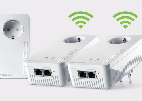 Magic 2 WiFi Next: los powerline de Devolo mejoran su WiFi