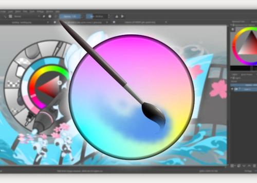 Krita, una alternativa gratuita a Photoshop