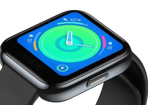 Realme Watch: enfoque deportivo, medición de SpO2 y diseño al estilo del Apple Watch
