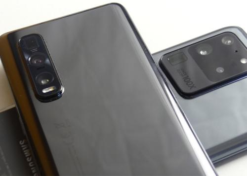 Comparativa: Samsung Galaxy S20 Ultra vs Oppo Find X2 Pro