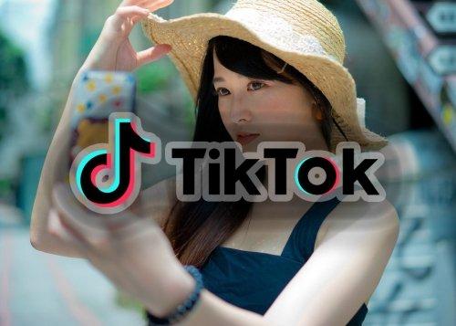 Cómo usar un vídeo como fondo en TikTok