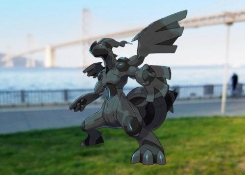 Zekrom llega a las incursiones de Pokémon Go: así puedes capturarlo