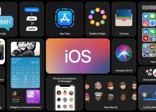 Apple lanza iOS 14.0.1 con novedades y correcciones