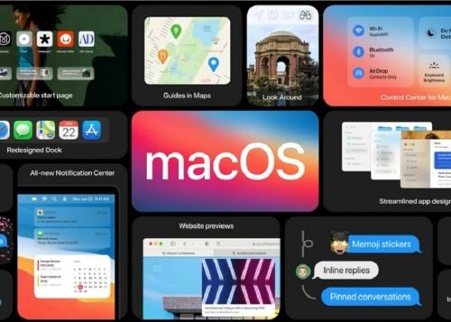 macOS Big Sur es oficial: el sistema operativo de los Mac se acerca aún más a iOS