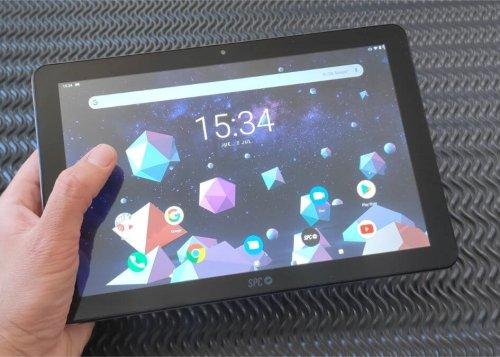 Review: SPC Gravity Octacore, la tablet con 4G para conectarse sin depender del WiFi
