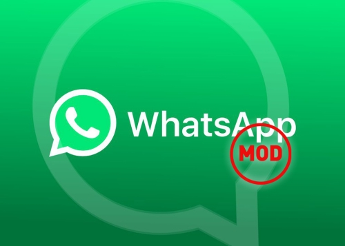 BRIWhatsApp, un mod de WhatsApp con texto 3D