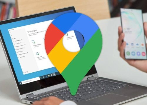 Cómo instalar la app de Google Maps en Windows 10