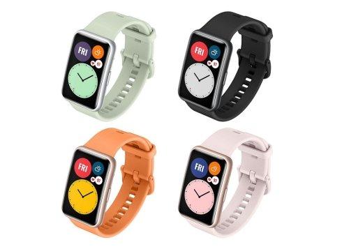 Huawei Watch Fit: filtrado el diseño y las especificaciones