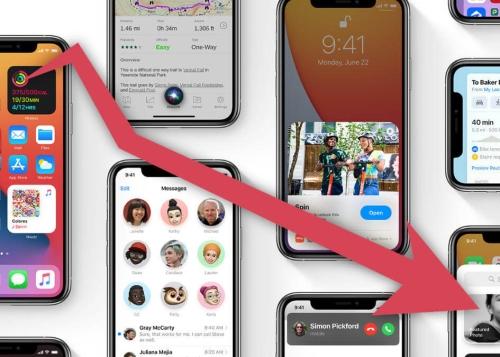 iPhone vendería un 30% menos si el bloqueo de EE. UU. obliga a retirar WeChat