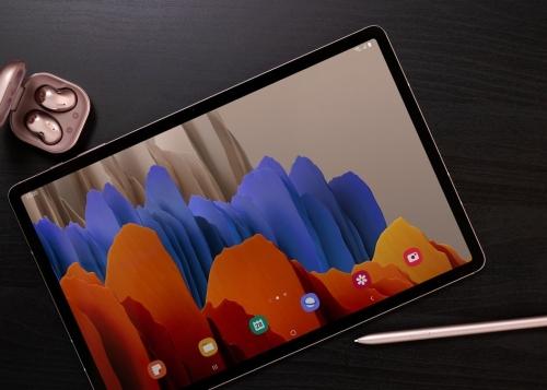 Samsung Galaxy Tab S7 y S7+ llegan con procesador Snapdragon 865 y enormes baterías