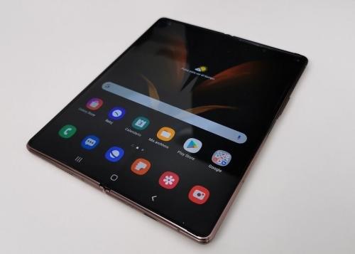 Primeras impresiones: Galaxy Z Fold 2,  así es el móvil plegable de Samsung