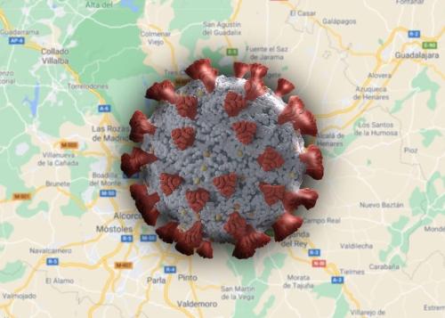 Cómo ver la incidencia del COVID-19 de tu zona en Google Maps