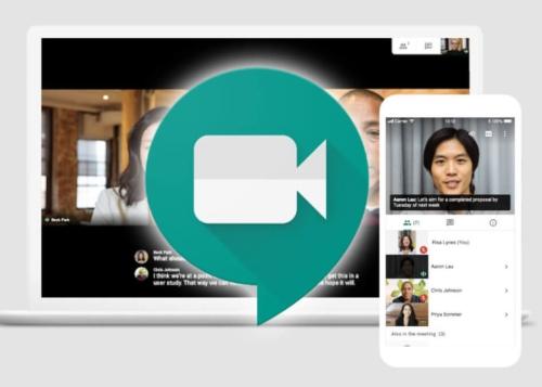 Cómo usar la pizarra virtual en Google Meet